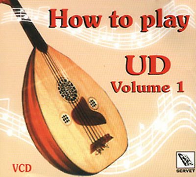 HOW TO PLAY OUD VOLUME 1  CD IN ENGLISH NEW !!!!!!!!!!! - unosell music instruments