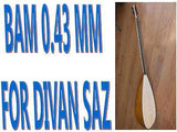 DVN: 3 x 0.43 MM BAM STRINGS FOR   DIVAN SAZ - unosell music instruments