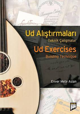 OUD EXERCISES  BUILDING TECHNIQUE UD ALISTIRMALARI   IN ENGLISH and TURKISH !!! - unosell music instruments