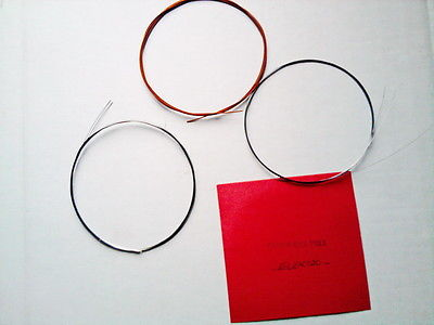 STRING SET FOR  STRING INSTRUMENT LONG NECK ELECTRIC SAZ  0.20MM UNOSELL