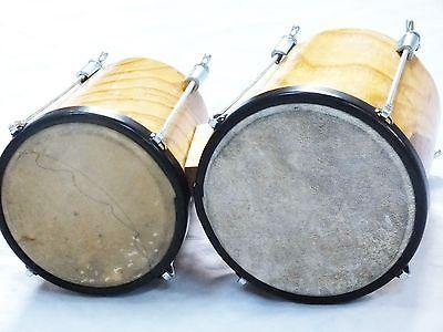 OMAR :: BEECH WOOD TURKISH MADE PERCUSSION   BONGO  NEW !!!!!!! - unosell music instruments