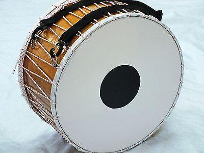 "MUGLA :: 18 ""  TURKISH  PERCUSSION      DAVUL  NEW !!!!!!!!!!!!! - unosell music instruments"