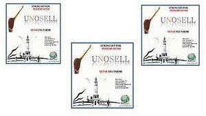 3 X STRING SET FOR PERSIAN  STRING INSTRUMENT SETAR  NEW  !!!!!!!!!!!!!! - unosell music instruments