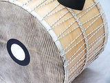 "21 "" TURKISH PERCUSSION  DRUM DAVUL ANIMAL SKIN NEW !!!!!!!!!!!!!!!!!!!!!!!! - unosell music instruments"