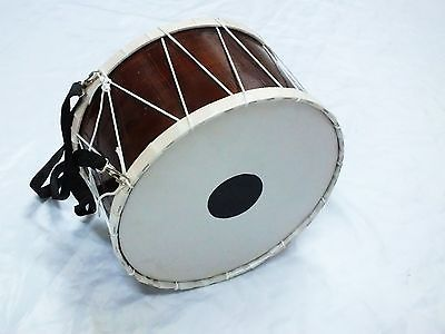 UNOKID: TURKISH PERCUSSION  31 x 18 cm KID SIZE  DRUM  DAVUL with STICK NEW !!!! - unosell music instruments