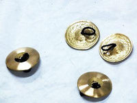 "CYMBALS BRASS ZILLS   1.8""  BELLY DANCE FINGER NEW !!!!!!!!!!!!!!!!!!!!!!!!!!!!! - unosell music instruments"