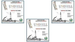 3 x STRING SET FOR TURKISH STRING INSTRUMENT  THE KEMENCE OF THE BLACK SEA - unosell music instruments