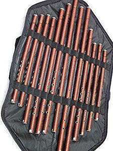 13 Turkish Woodwind PLASTIC Kaval All Sizes Set  NEW !!!!!! - unosell music instruments