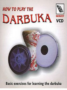 HOW TO PLAY DOUMBEK DARBUKA    CD IN ENGLISH NEW !!!!!!!! - unosell music instruments