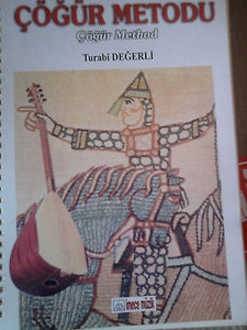 THE METHOD OF TURKISH SHORT NECK  SAZ IN ENGLISH NEW !!!!!!!!!!! - unosell music instruments