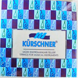 PREMIUM CARBON PVF STRINGS SET 0.10MM FOR TURKISH OUD  HARD SCALE KURSCHNER KURSCHNER - unosell music instruments