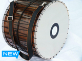 Percussion Drum Davul Dhol W/ Light Remoted