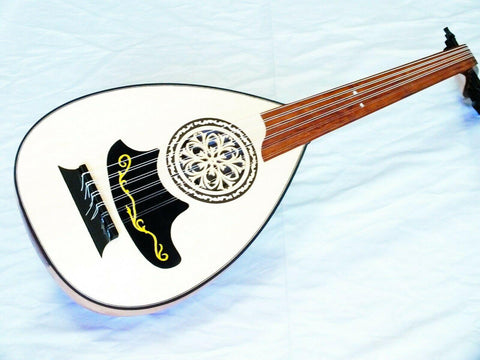 CEAM :: ARAB STRING INSTRUMENT LONG NECK OUD W/ SOFTCASE - unosell music instruments