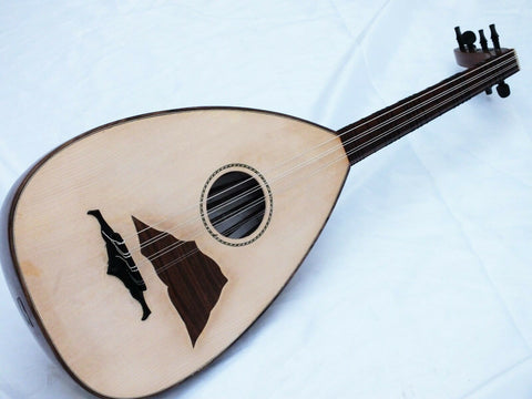 ANKA :: TURKISH LAVTA STRING INSTRUMENT - unosell music instruments