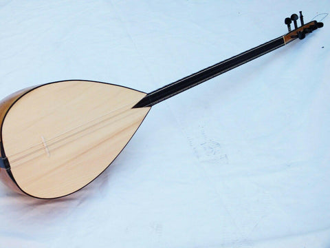 AXEL:: TURKISH ACOUSTIC LONG NECK ORGANIC SAZ BAGLAMA !!!!! - unosell music instruments