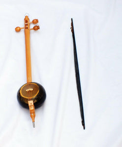 QUALITY GOURD REBAB RUBAB w/ A BOW - BAG !!!!!!!!!!!!!!!!!!!!!!!!! - unosell music instruments