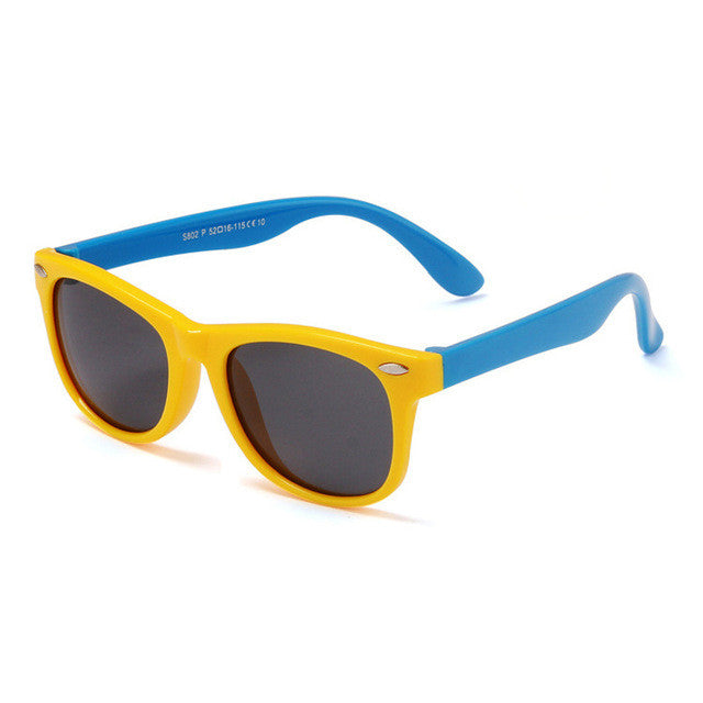 Bendy Frame Kids Sunglasses- 15 colours – Mini Twinnie