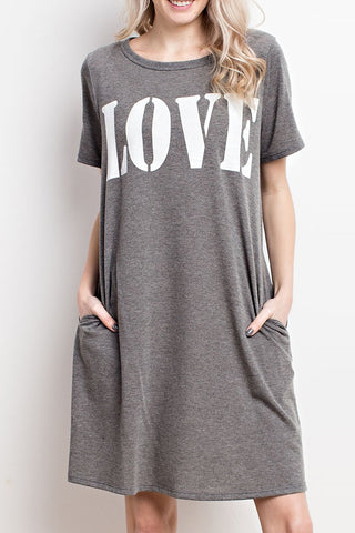 Love Shift Dress