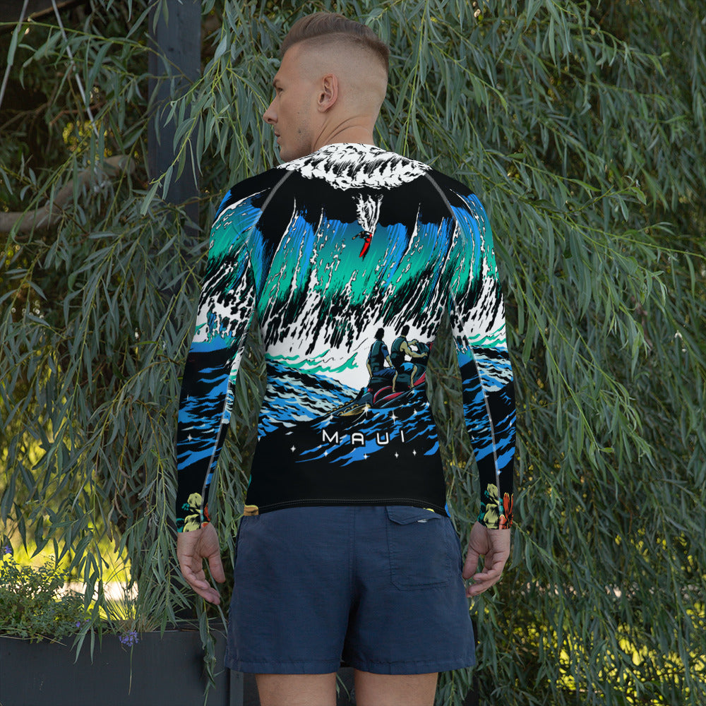 Men's Maui Rash Guard