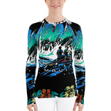 Women's Maui Rash Guard