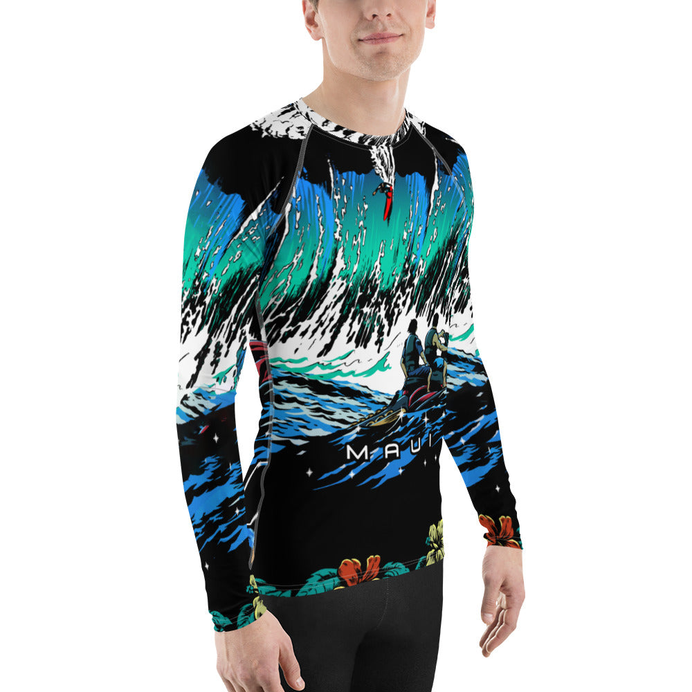 Men's Hawaii Rash Guard