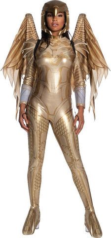 Golden Wonder Woman Wings - Wonder Woman 1984