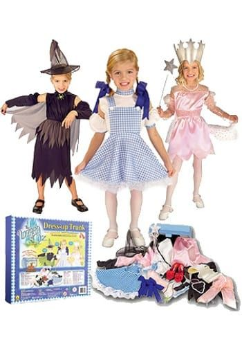 Sku 37456    Wizard Of Oz Costume Kit