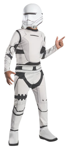Star Wars: The Force Awakens Child's Super Deluxe Flametrooper Costume