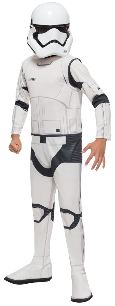 Sku 620088  Force Awakens Kids Stormtrooper Costume