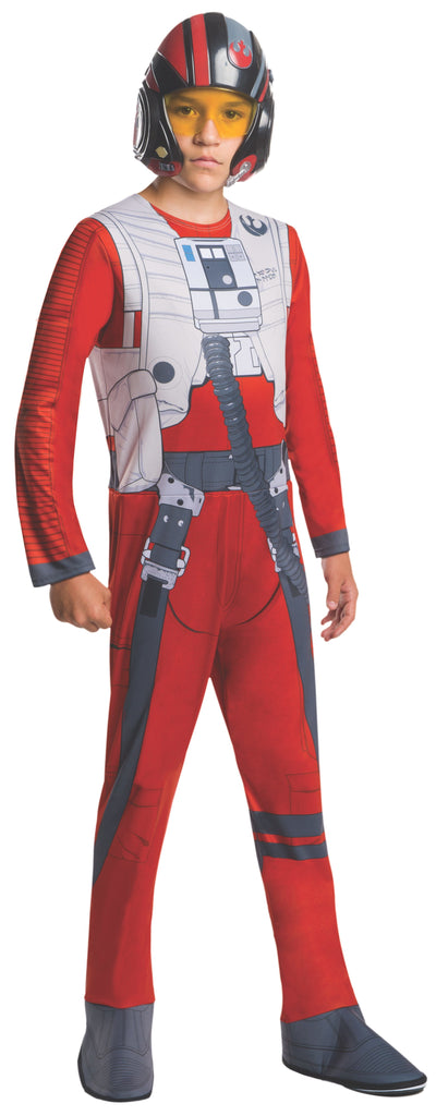 Sku 630003   Kids Poe Dameron Costume
