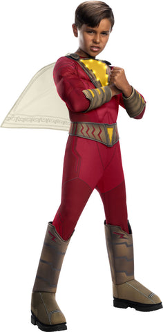 Kids Shazam Deluxe Shazam with Lights Costume
