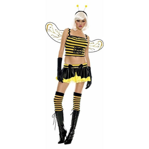 Sexy Honey Bee Ladies Costume