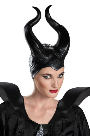 Maleficent Horns - Deluxe - worldclasscostumes