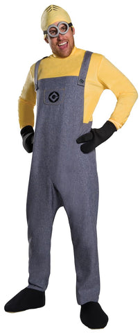 Rubie's Costume Co. Men's Despicable Me 3 Deluxe Minion Dave Costume