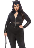 Sku 86841X   3 PC Sultry Super Villain Costume