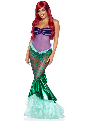 3 PC Under the Sea Mermaid Costume