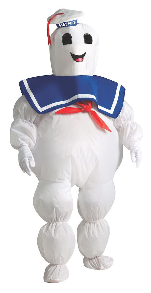 Sku 884331  Inflatable Kids Stay Puft Marshmallow Man Costume - worldclasscostumes