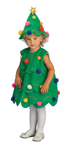 Lil' Christmas Tree Jumper - worldclasscostumes