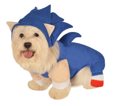 Sku 887870   Pet Sonic Costume