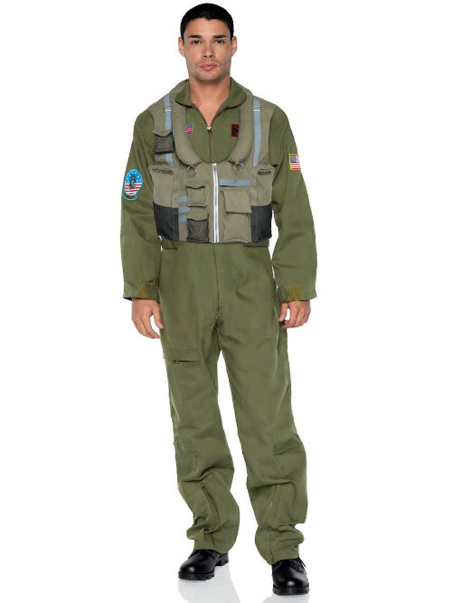 Top Gun Maverick Flight Vest Costume