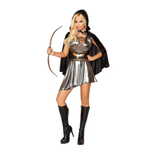 Sku 10110   3 PC Huntress - worldclasscostumes