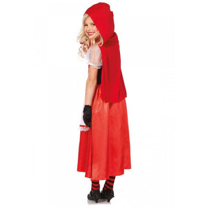 Red Riding Hood Girls Costume - worldclasscostumes