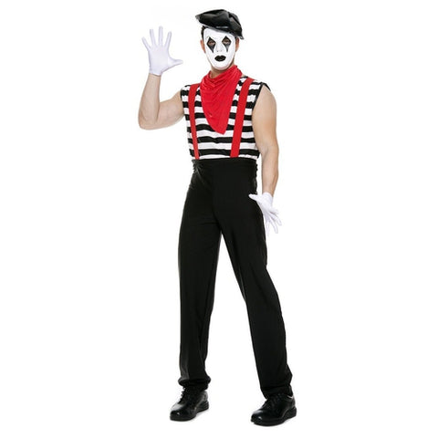 Silent Mime - worldclasscostumes