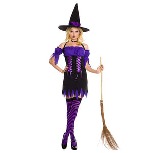 Sku 70445   Devious Witch - worldclasscostumes