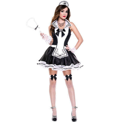 Elegant French Maid