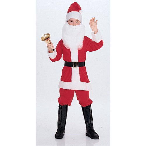 Santa Boy Suit Costume