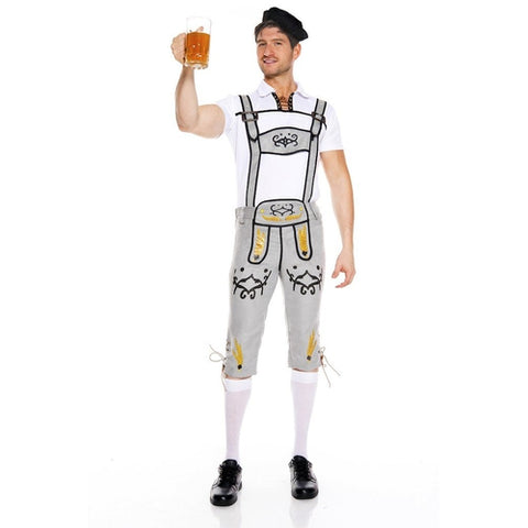 German Beer Man