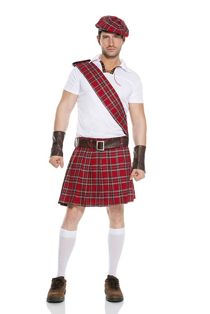 Sku 76624   Traditional Scottish Man