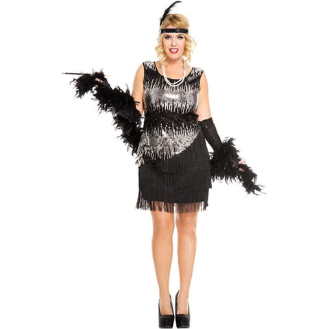 Curvy Fearless Flapper