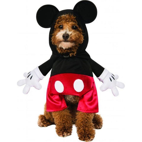 Mickey Mouse Step In Pet Costume